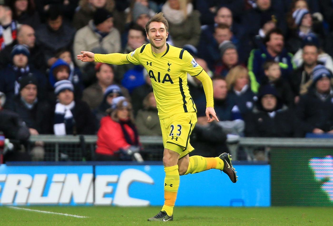 Christian Eriksen to be offered new bumper deal at Tottenham Hotspur