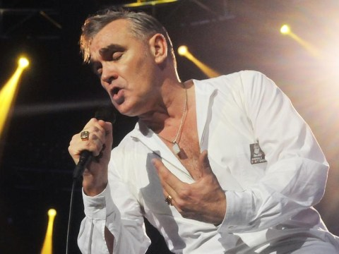 Morrissey praises Ireland for gay marriage vote – and then slates the country for animal cruelty