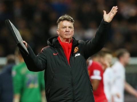 Louis van Gaal has restored dignity and gravitas to Manchester United