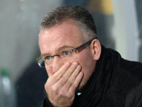 Aston Villa fans demand under-fire manager Paul Lambert gets sacked