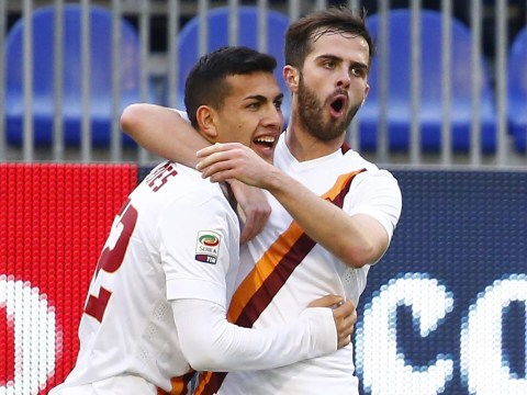 Liverpool boss Brendan Rodgers flies to Rome – Reports suggest he is scouting Miralem Pjanic