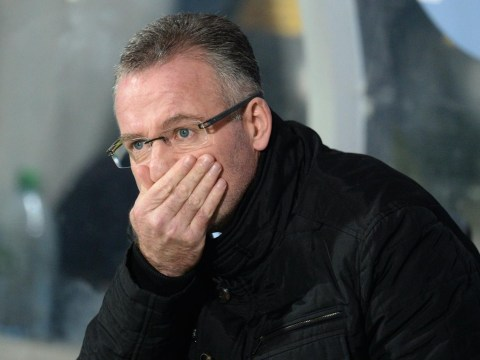 I twice told owner Randy Lerner to sack me before being dismissed by telephone, says axed Aston Villa boss Paul Lambert