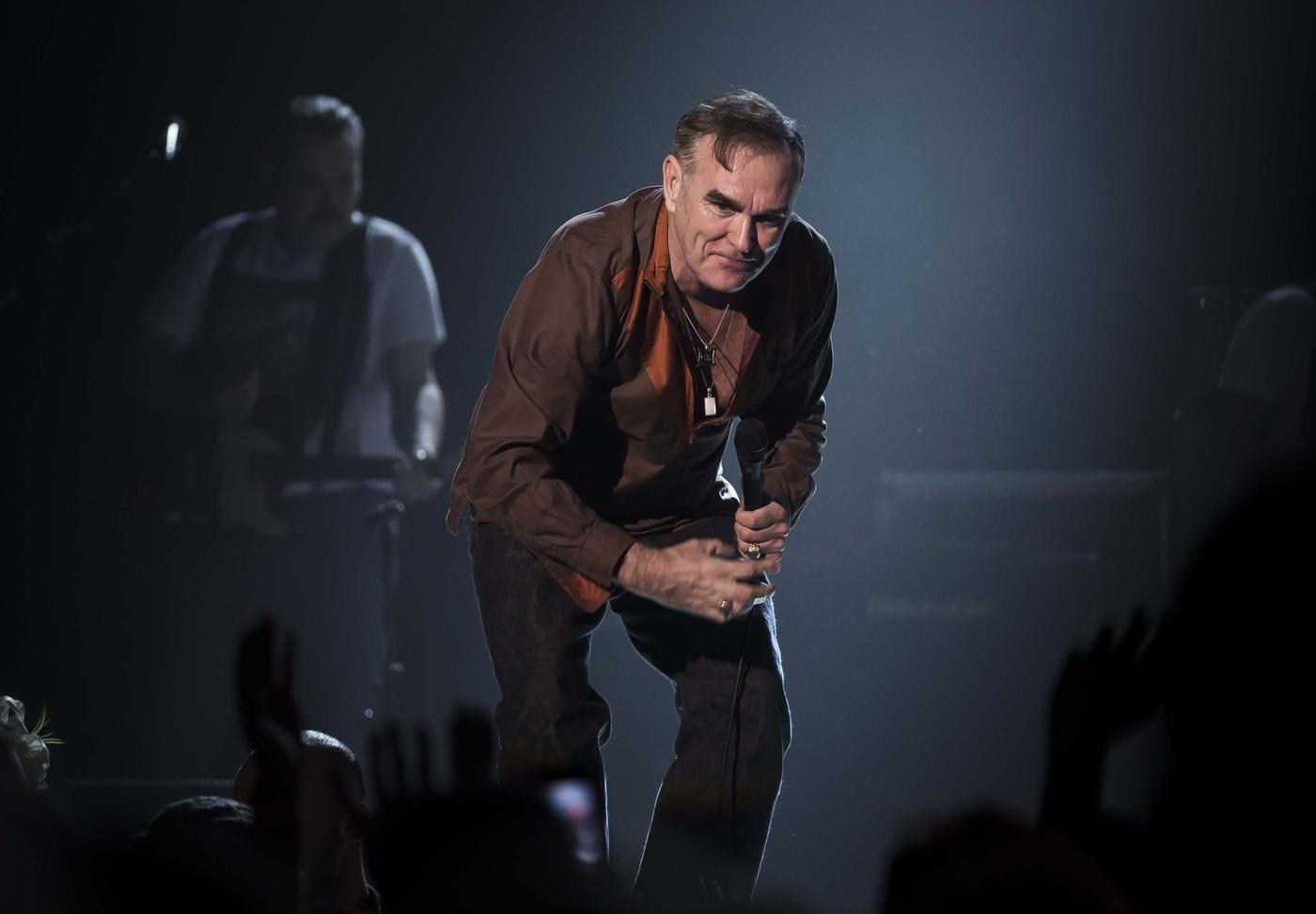 Morrissey pulls out of Alan Carr Chatty Man at the last minute