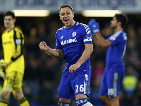 Chelsea captain John Terry ready to sign new one-year contract – but talks have not yet started