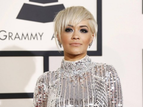 Anticlimax: Rita Ora only has four lines in 'blink and you'll miss it' Fifty Shades Of Grey role