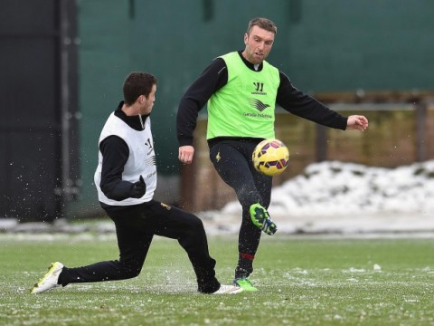Crystal Palace, Hull and QPR all keen on deadline day transfer for Liverpool striker Rickie Lambert