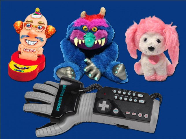 Toys from the 1980 s