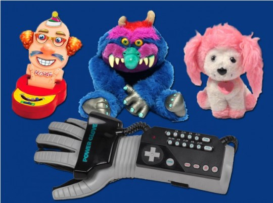 20 toys from the 80s that we'd totally forgotten about