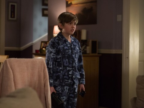 Why did Bobby kill Lucy Beale in EastEnders?