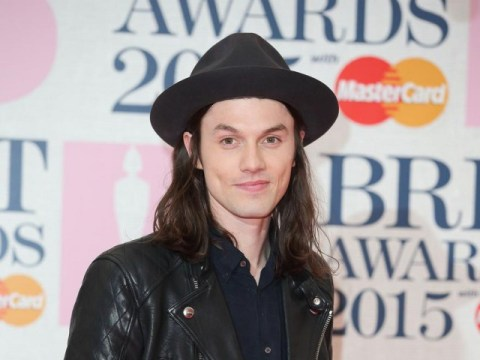 EXCLUSIVE: James Bay planning to 'do a Kanye West' if Ed Sheeran doesn't win at Brit Awards 2015