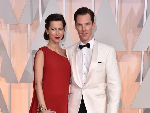 Benedict Cumberbatch and pregnant Sophie Hunter prepare to move into plush new North London pad