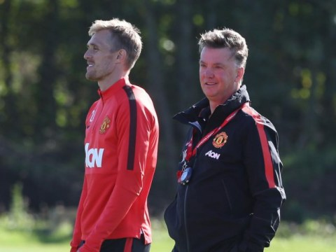 Darren Fletcher admits Manchester United manager Louis van Gaal didn't want him to leave club