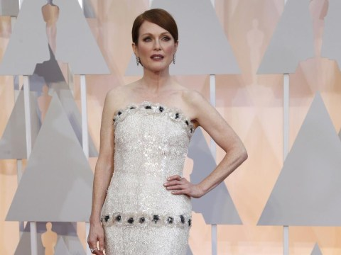 Oscar winner Julianne Moore ditched from ad campaign for 'poor acting skills'