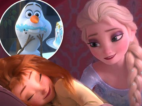 Let It Go…again. Here's your first look at the Anna and Elsa's return to screens in the short Frozen Fever