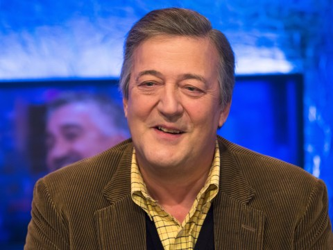 Stephen Fry doesn't rule out a Fry and Laurie reunion, saying: 'Never say never'