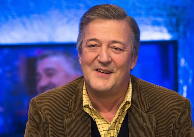 Stephen Fry The Jonathan Ross Show