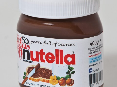 Nutella is DESTROYING the planet, minister says