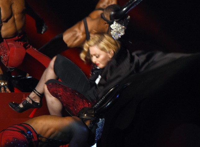 BRIT Awards 2015 - Madonna