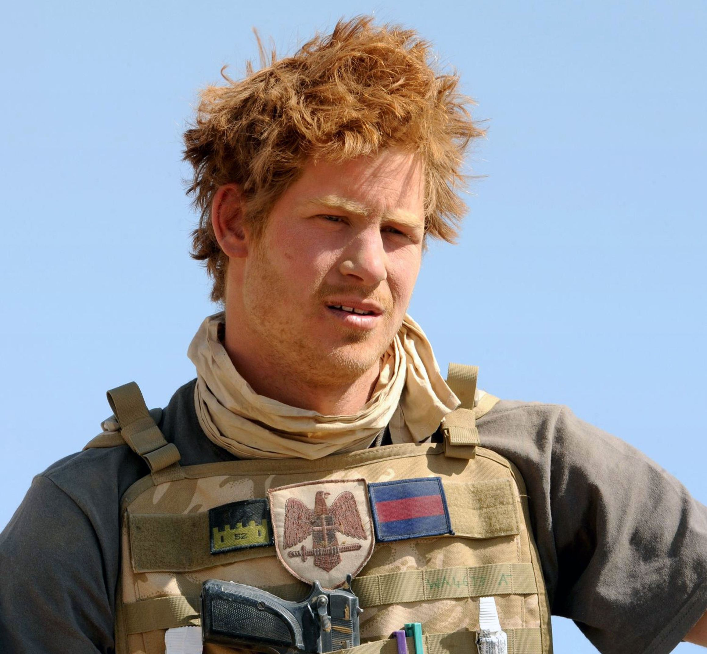 Prince Harry is wrong – bringing back National Service makes no sense