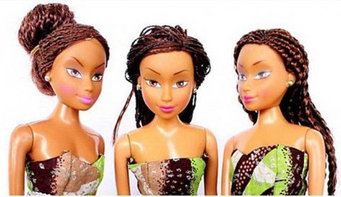 These Nigerian dolls are so popular they're outselling Barbie