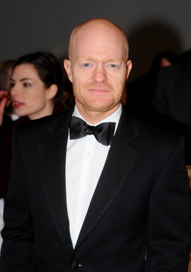 LONDON, ENGLAND - JANUARY 21:  Jake Wood attends the National Television Awards at 02 Arena on January 21, 2015 in London, England.  (Photo by Anthony Harvey/Getty Images)