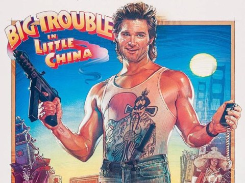 Big Trouble In Little China is rubbish: Roll on the remake with The Rock
