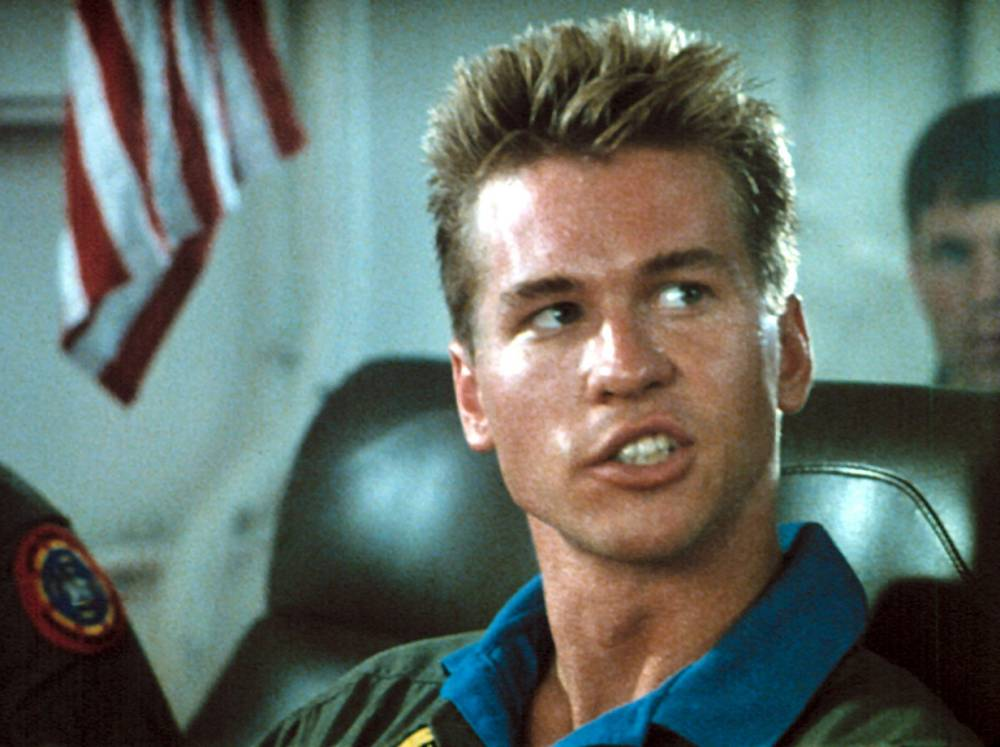 Val Kilmer is on board for Top Gun 2 and confirms Francis Ford Coppola is directing