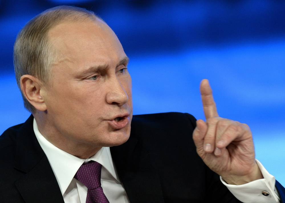 The US thinks Vladimir Putin has Asperger's Syndrome and it's affecting his decision making