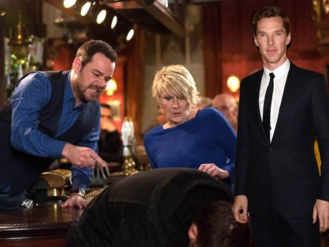 'It's EastEnders next!' Benedict Cumberbatch admits he wants a role in Albert Square