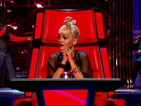 So it turns out will.i.am is to blame for Rita Ora's job on The Voice UK…