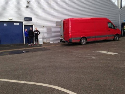 Manchester United kits end up locked outside Preston North End dressing room ahead of FA Cup clash