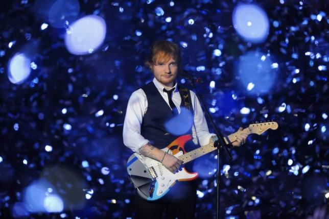 Ed Sheeran dating Niall Horan's ex Barbara Palvin