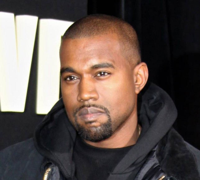 Mandatory Credit: Photo by Gregory Pace/BEI/REX (4275069bo) Kanye West 'Top Five' film premiere,  New York, America - 03 Dec 2014