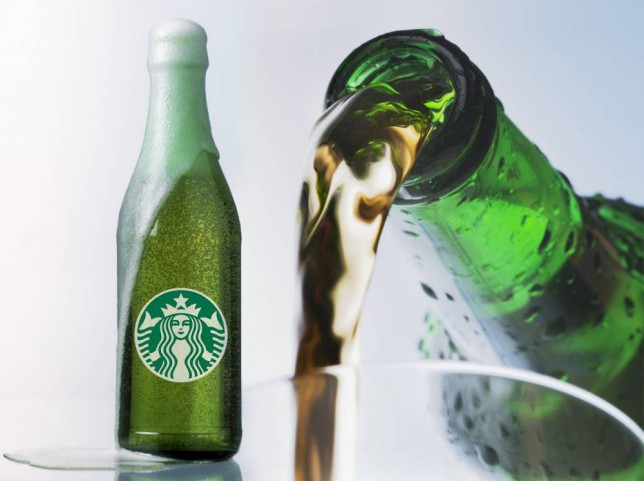 Starbucks plans to sell beer and wine in the evenings