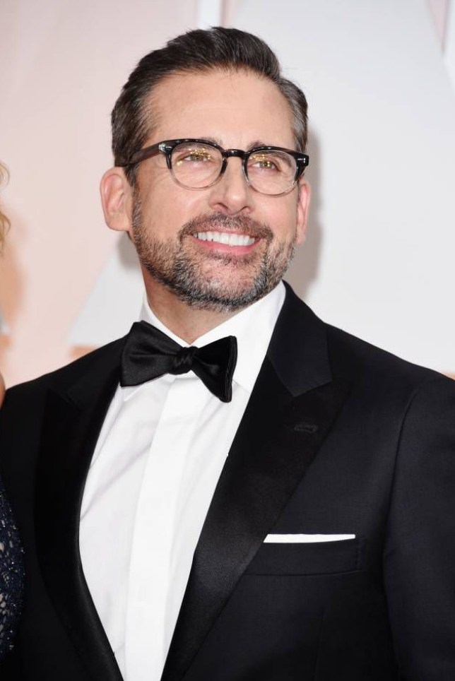 HOLLYWOOD, CA - FEBRUARY 22:  Actor Steve Carell attends the 87th Annual Academy Awards at Hollywood & Highland Center on February 22, 2015 in Hollywood, California.  (Photo by Jason Merritt/Getty Images)