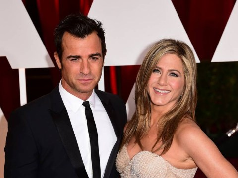Jennifer Aniston and Justin Theroux possibly maybe got married on the sly