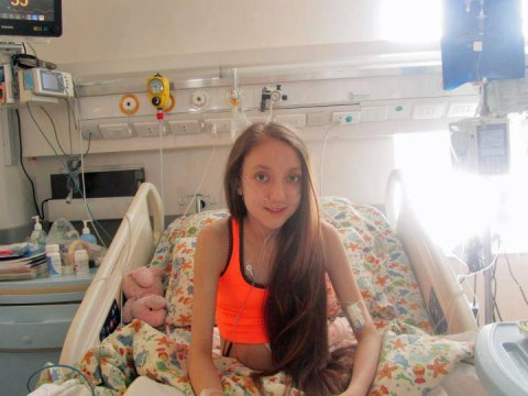 This schoolgirl with cystic fibrosis is begging to be allowed to die
