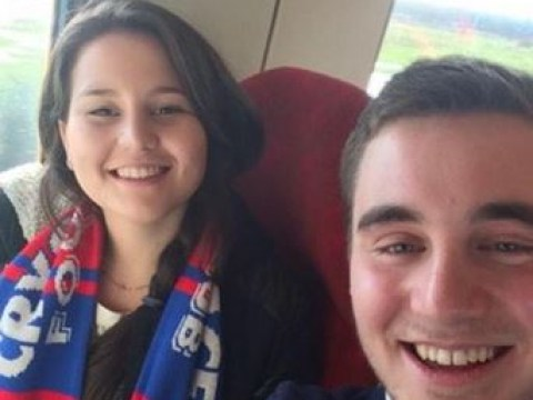 'Railway Romeo' reunites with girl of his dreams after meeting her on train