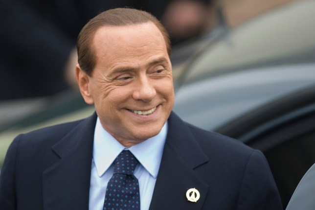 Silvio Berlusconi is famous for his 'bunga bunga' parties (Picture: Getty Images)