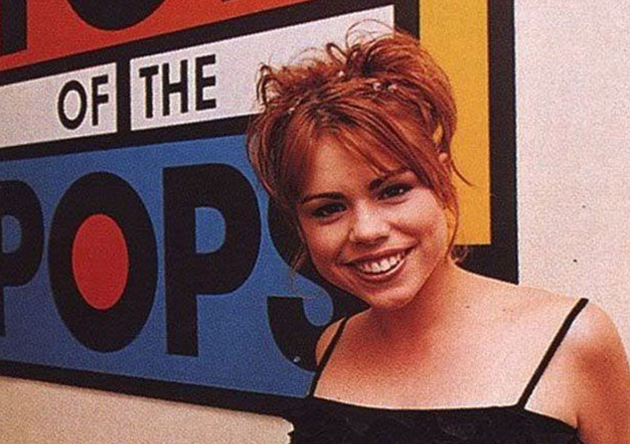 Billie Piper 90s Picture Top Of The Pops)