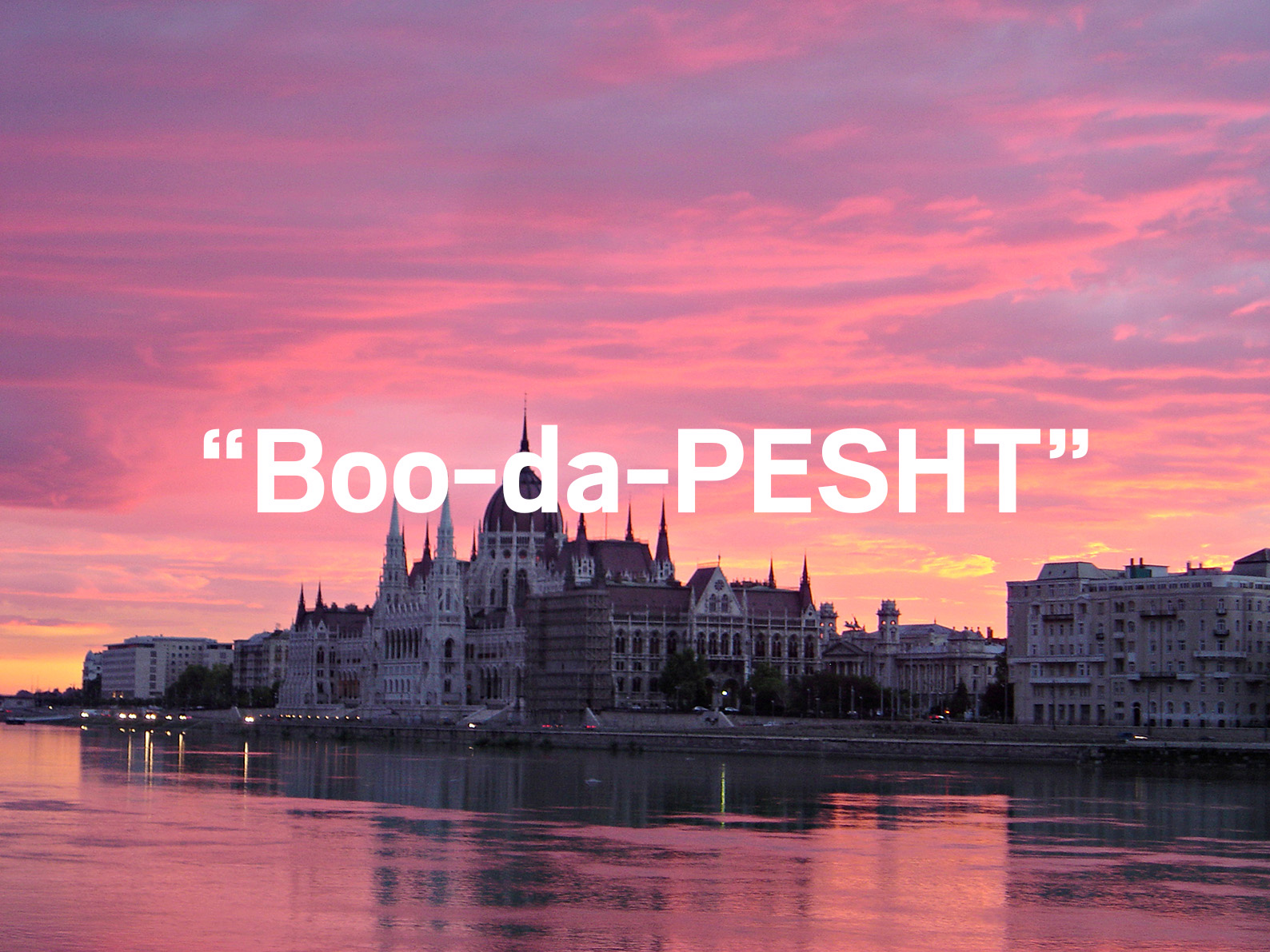 11 place names you've been saying wrong all along