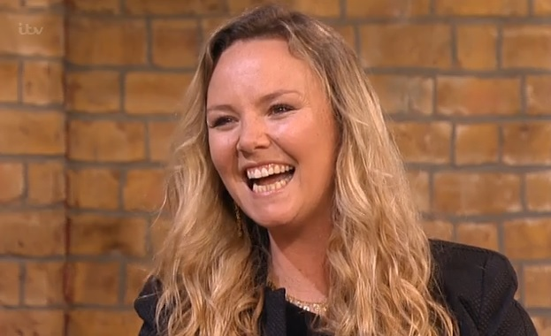 Charlie Brooks on This Morning