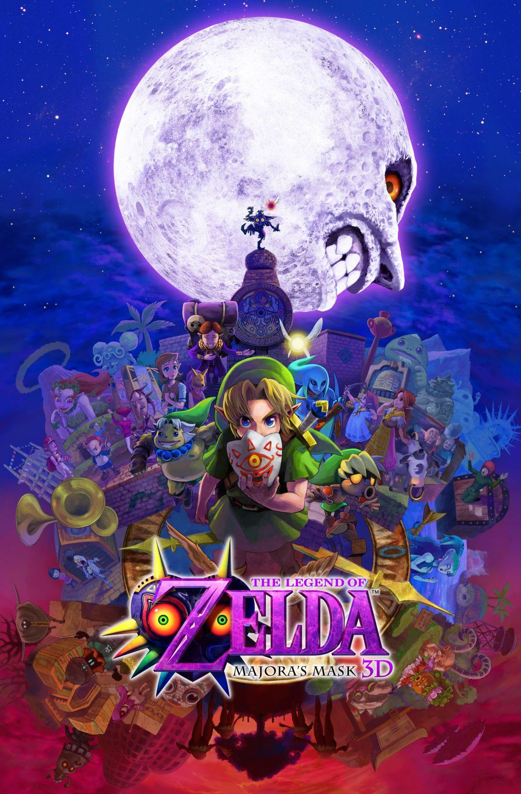 Zelda: Majora's Mask 3D review – a Link to the dark side