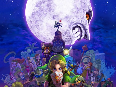 Zelda: Majora's Mask 3D review – a Link to the dark side