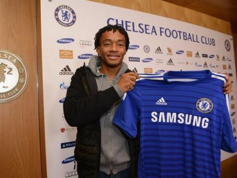 DONE DEAL: Chelsea confirm transfer for Fiorentina winger Juan Cuadrado