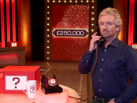 Richard Osman has outed Deal Or No Deal's banker as former actor Glenn Hugill