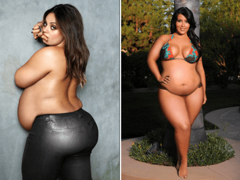 Kim Kardashian, Katy Perry and more get a super-size makeover