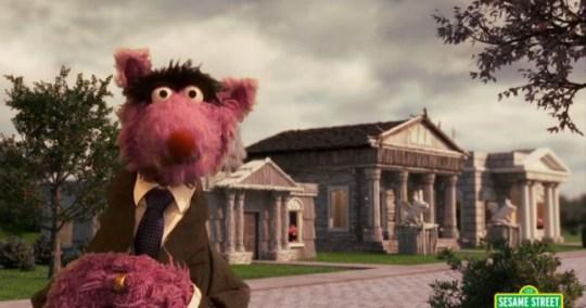 frank underwolf, white house, house of bricks, house of cards, sesame street