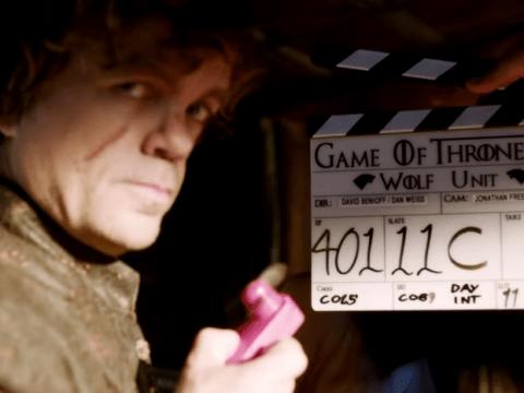 Game Of Thrones reveals brand new blooper reel