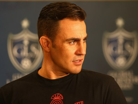 Former Real Madrid star Fabio Cannavaro handed 10-months in prison… after going for a swim